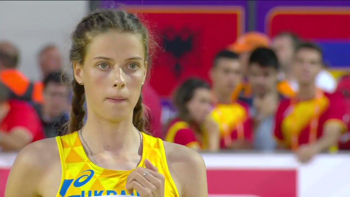 Атлетка Ярослава Магучих завоевала золотую медаль на Юношеской Олимпиаде