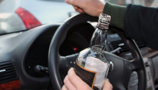 Полиция поймала за год более 94 тысяч авто с пьяными водителями