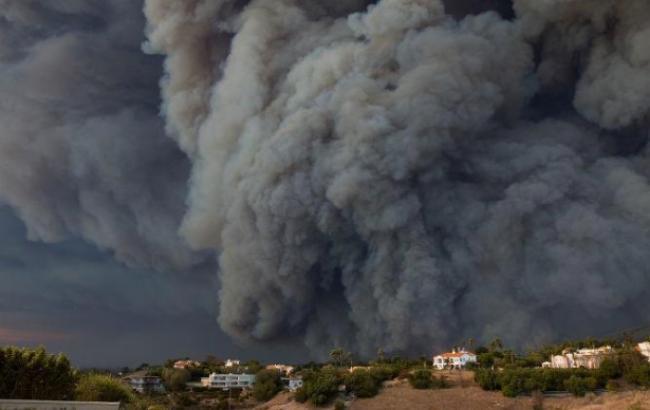 Количество жертв лесного пожара в Калифорнии возросло до 11