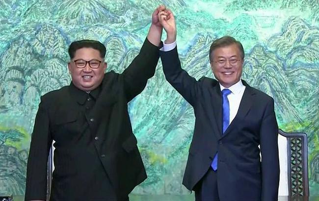 Ким Чен Ын вскоре посетит Южную Корею