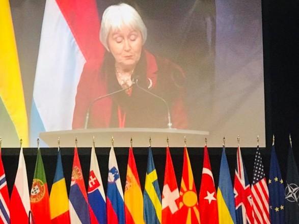 Новым президентом ПА НАТО выбрали британку Маделин Мун