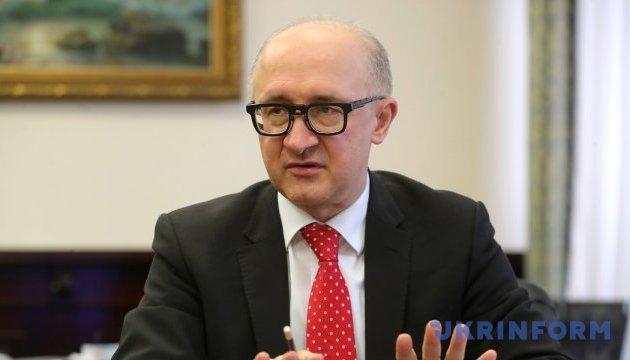 Председателя ВККС облили зеленкой: полиция открыла дело