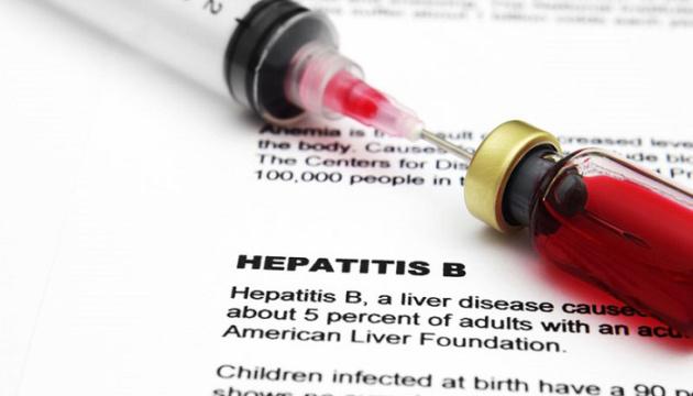 Около 1,5% украинцев инфицированы гепатитом В