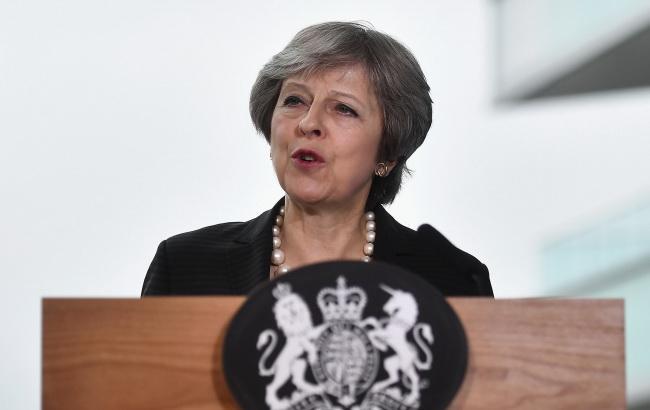 Мэй попросит парламент поддержать сделку по Brexit