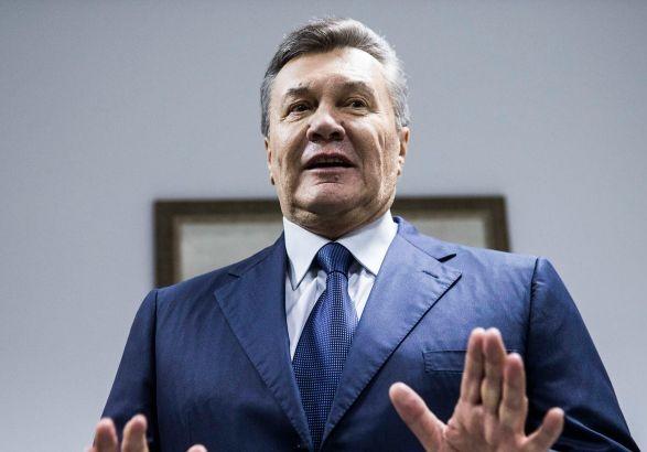 Янукович не вышел на связь с Оболонским судом
