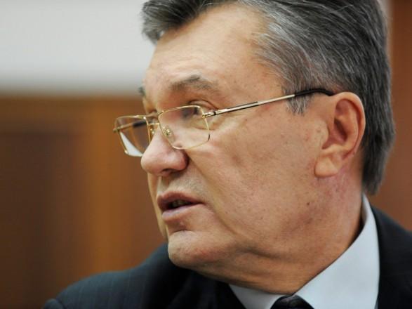 Янукович завтра не будет участвовать в судебном заседании - адвокат