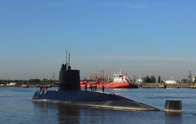 ВМС Аргентины сообщили об обнаружении пропавшей субмарины San Juan