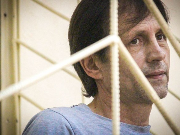 Адвокат обратился за условно-досрочным освобождением Балуха