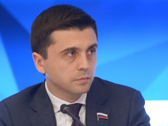 """Российский депутат заявил, что на форуме ООН в Женеве мир """"услышал точку зрения крымчан"""""""
