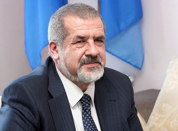 Чубаров призвал собрать СНБО и закрытое заседание ВР из-за событий в Керченском проливе