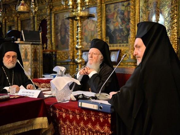 Синод утвердил Томос и рабочую дату Объединительного собора - Парубий