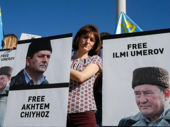 Суд отказался рассекретить указы о помиловании Чийгоза и Умерова
