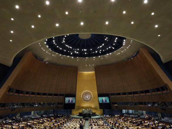 Комитет Генассамблеи ООН принял резолюцию, осуждающую нарушение прав человека в Крыму