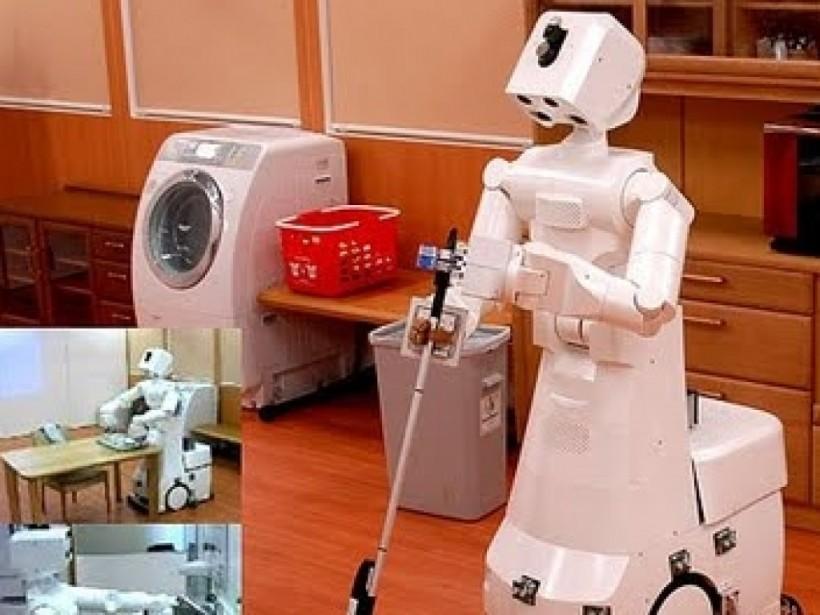 Созданы роботы для наведения порядка в доме (ВИДЕО)