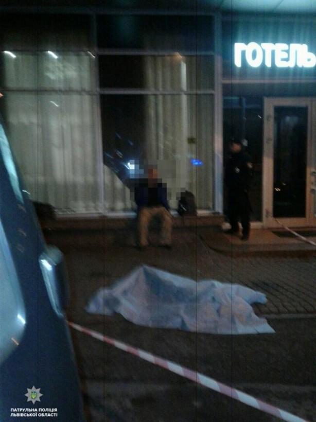 Во время съемок фильма во Львове пьяный киевлянин зарезал прохожего (ФОТО)