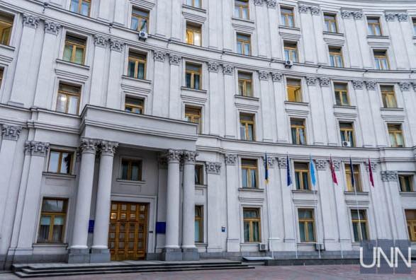 """МИД Украины выразил протест в связи с """"выборами"""" в ОРДЛО"""