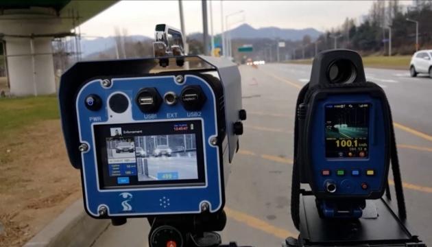 Лазерные радары уже помогли поймать 5 тысяч водителей-нарушителей