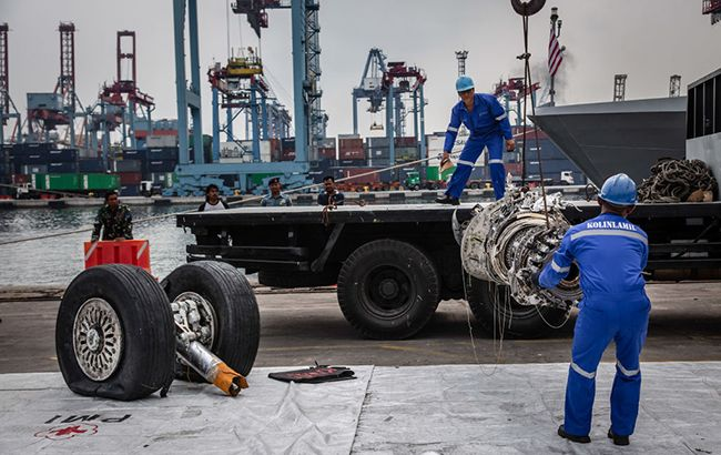 У разбившегося самолета в Индонезии был неисправен датчик скорости