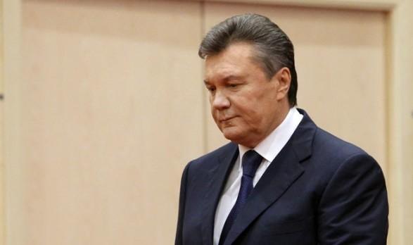 Прокурор: в медсправке не указано, что у Януковича травма позвоночника