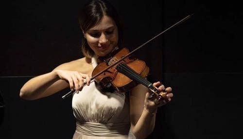 Украинская скрипачка победила в международном конкурсе имени Лонг и Тибо