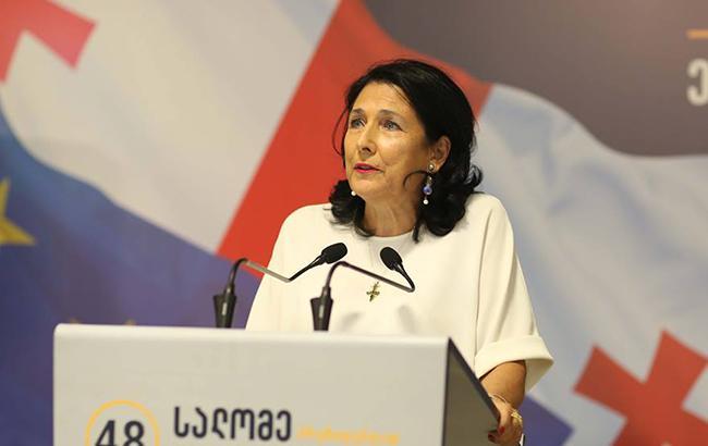 В Грузии объявили результаты президентских выборов