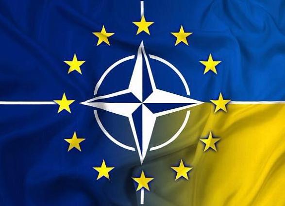 КСУкраины одобрил отражение вКонституции рвение страны вЕС