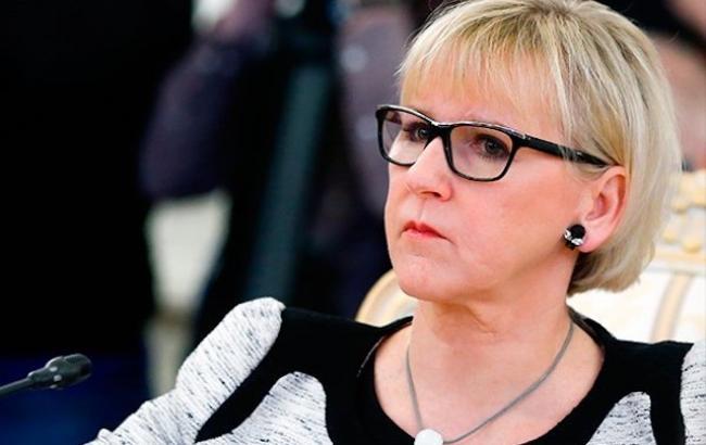 """Швеция призвала ЕС не допустить на Донбассе еще одного """"замороженного конфликта"""""""
