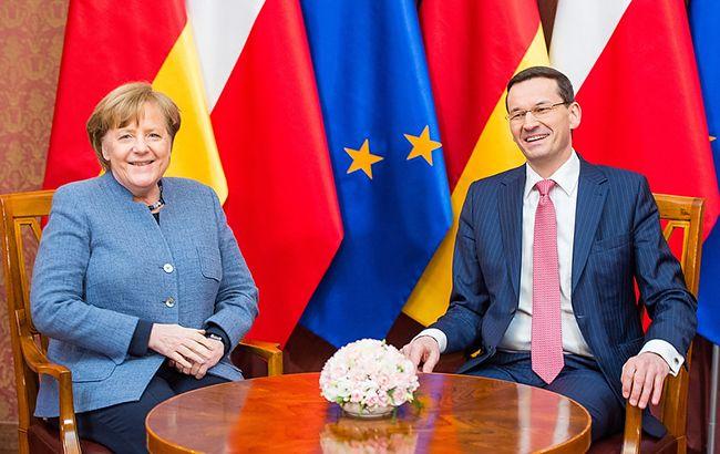 Польша и ФРГ заявили о важности сохранения стабильной ситуации в Украине