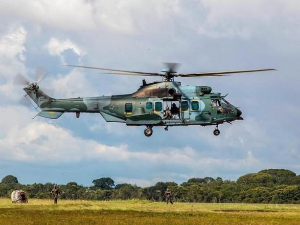 Первые французские вертолеты Airbus поступят в Украину в декабре