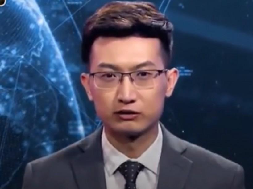 В Китае впервые представили искусственный интеллект в образе ведущего программы новостей (ФОТО, ВИДЕО)