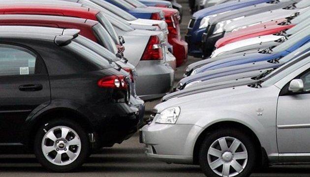 """Рада увеличила штрафы за нарушение сроков оформления авто на """"євробляхах"""""""