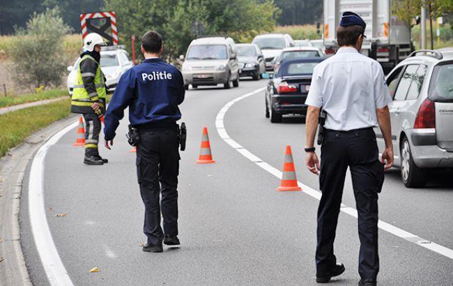 В Бельгии тысяча полицейских в знак протеста не будут штрафовать нарушителей ПДД