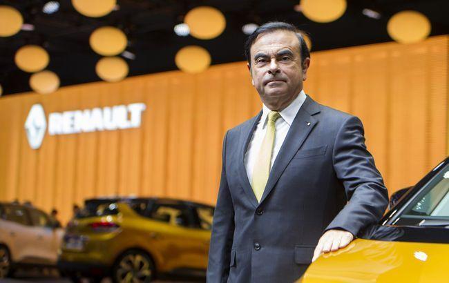 После ареста главы Renault-Nissan-Mitsubishi акции Renault упали на 15%