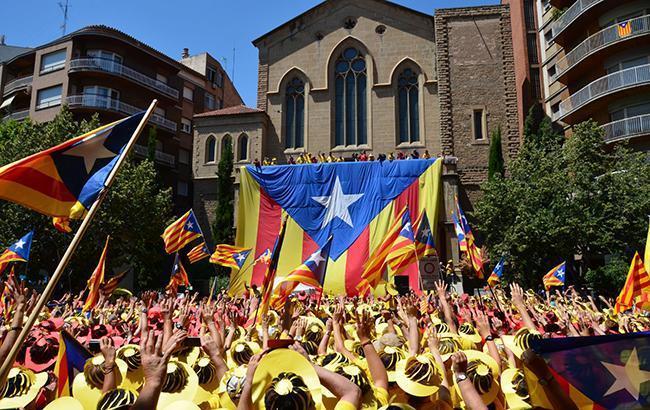 Мадрид смягчил обвинения против заключенных лидеров Каталонии