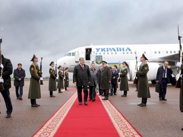 Сегодня Президент начинает официальный визит в Турцию
