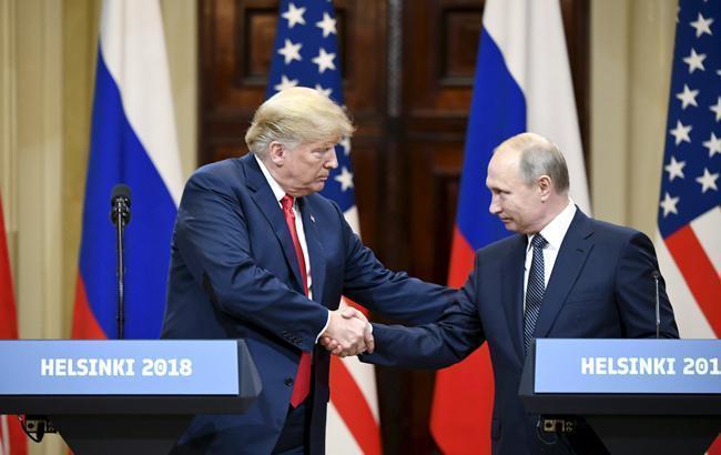 """Трамп считает саммит G20 """"очень хорошим временем"""" для встречи с Путиным"""
