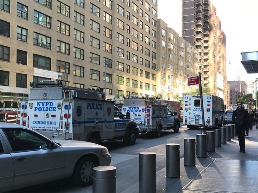 Редакцию CNN в Нью-Йорке эвакуировали из-за подозрительного пакета