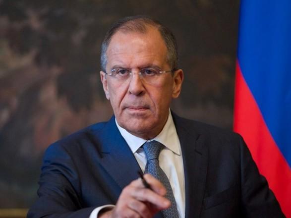 Лавров: Российскую Федерацию уже не тревожат вероятные санкции из-за ситуации вКерченском проливе