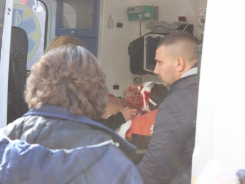 В центре Черновцов произошла стрельба, ранен мужчина