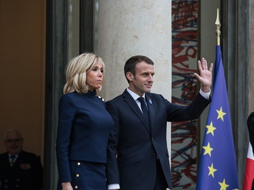 В Париж прибыли лидеры государств (ФОТО)