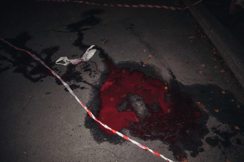 На Борщаговке в Киеве мужчина во время конфликта погиб от ножевого ранения (ФОТО)