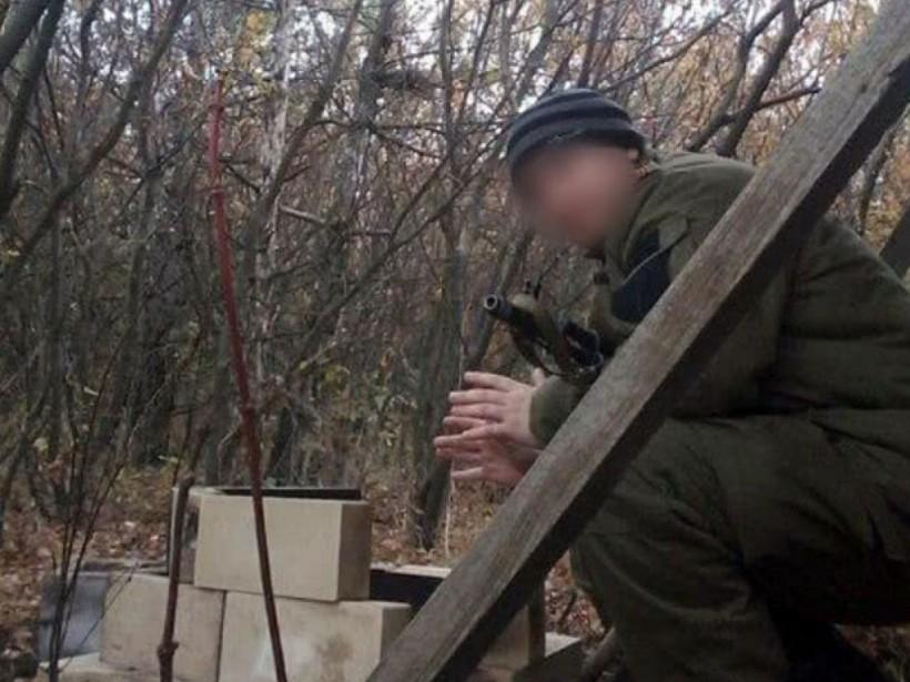 СБУ на КПВВ задержала боевика из подразделения «Оплот» (ФОТО)