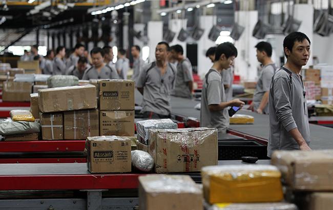 Интернет-магазин Alibaba установил рекорд по продажам, заработав за день более 30 млрд долларов