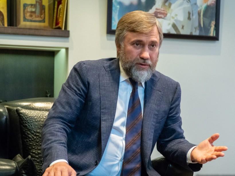 Политсовет Оппоблока не поддержал инициативу Юрия Бойко - Новинский