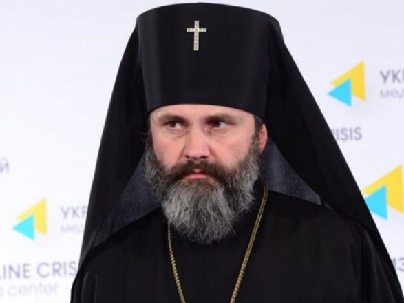 Архиепископ Климент хочет встретиться с ранеными украинскими моряками