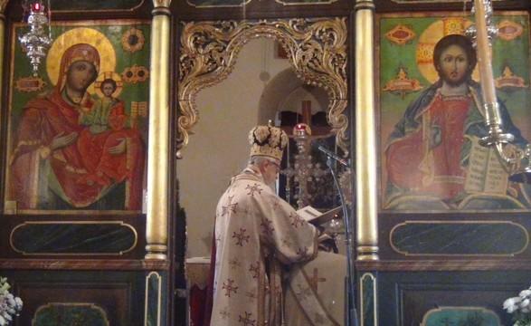 Митрополит Писидийский назвал деятельность РПЦ сатанинской