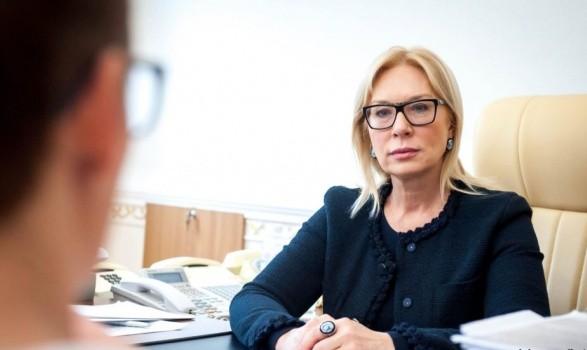 Денисова хочет через Москалькову узнать, перевезли ли моряков в РФ
