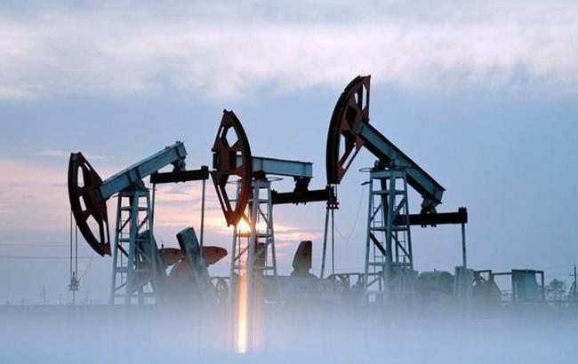 Цена нефти Brent упала ниже 66 долларов за баррель