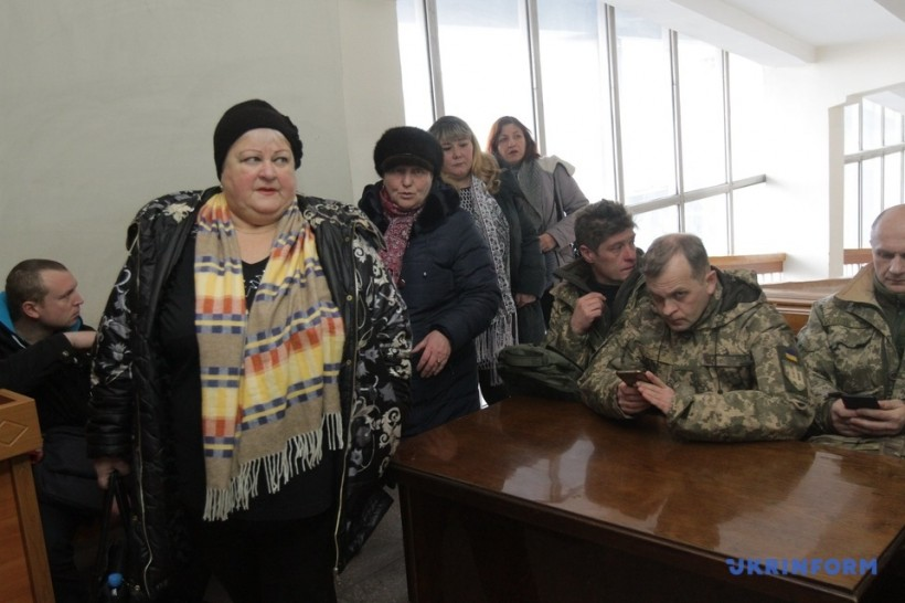Сбитый Ил-76: апелляцию генерала Назарова рассмотрят снова