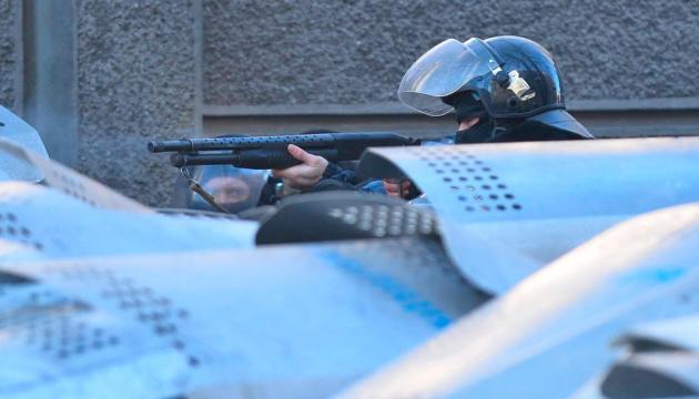 Подозреваемый в убийстве активистов во время Майдана был в АТО - адвокат